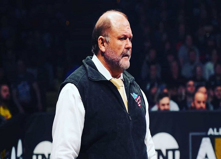 Arn Anderson Joins AEW As Cody's personal advisor