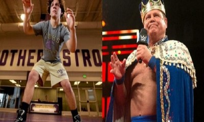 Jerry Lawler and Blake Lawler