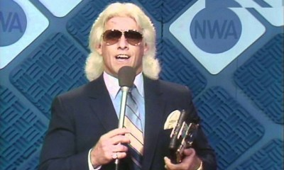 Ric Flair Promo NWA