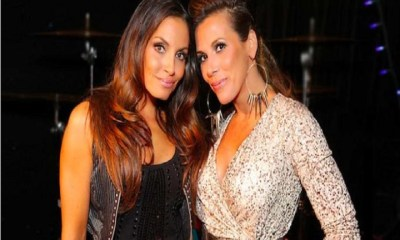 Trish Stratus and Mickie James