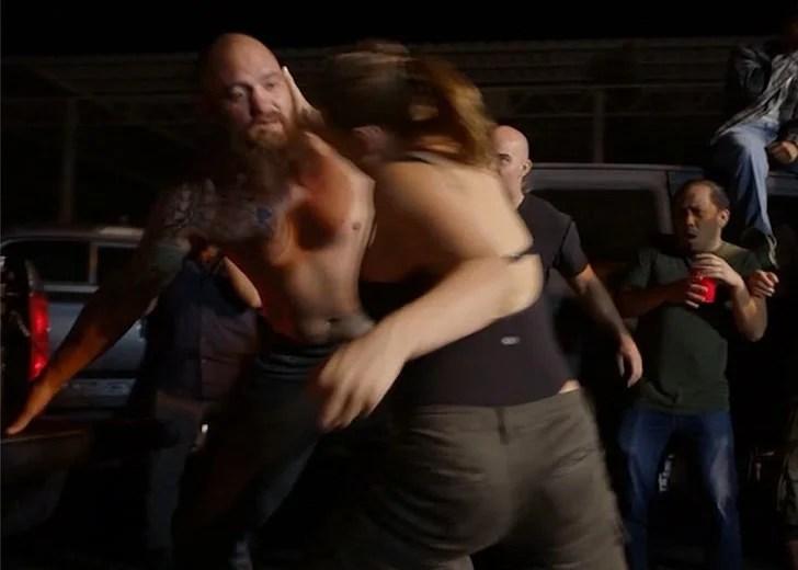 Ronda Rousey Pummels Real Life Husband Travis Browne