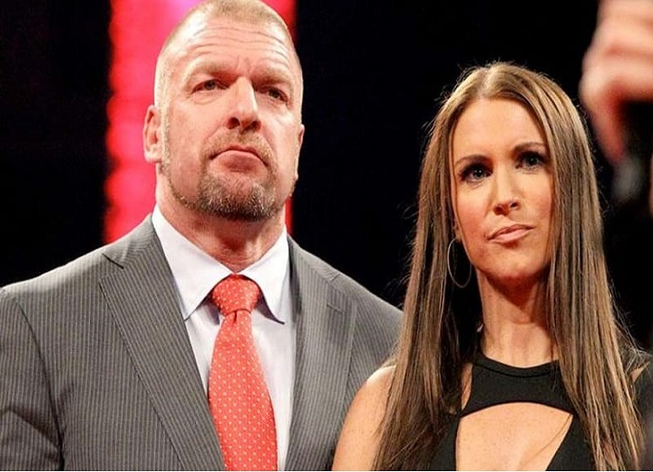 Stephanie McMahon On Triple H