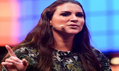 Stephanie McMahon WWE Chief Executive