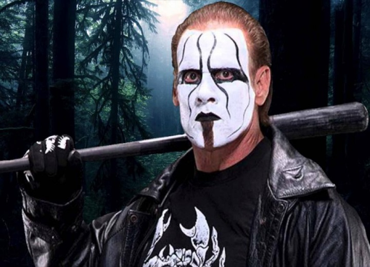 Sting WWE AEW