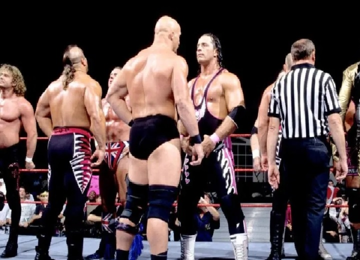 The Legendary Matches, Steve Austin, Bret Hart, The Road Warrior