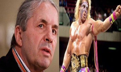 Bret Hart and Ultimate Warrior