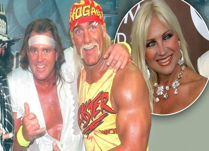 Brutus The Barber Beefcake to sue Hulk Hulk ex wife wife Linda