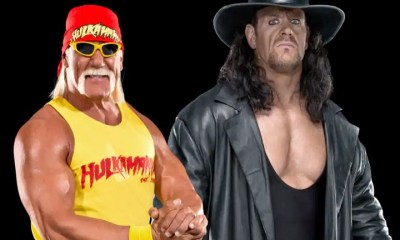 Hulk Hogan Had Lied about His Neck Injury, Undertaker reveals