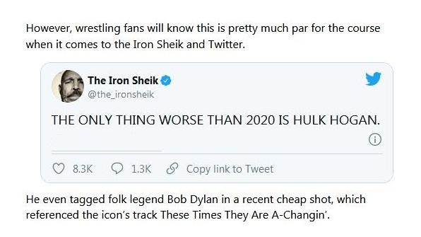 Iron Hulk Hogan