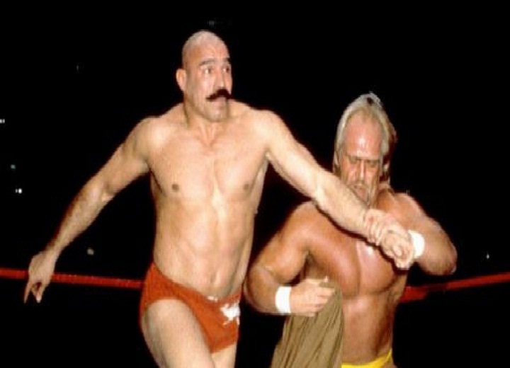 Iron Sheik reportedly lied about famous Hulk Hogan