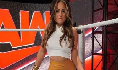 Kayla Braxton RAW