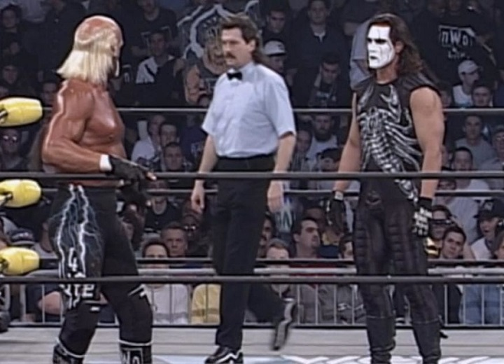 Kevin Sullivan recalls the infamous fast count during Sting vs Hulk Hogan match at Starrcade 1997
