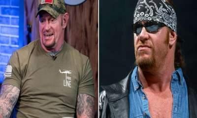 Undertaker WWE legend