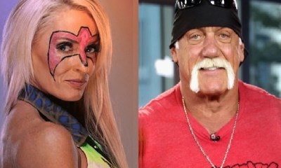 Dana Warrior slams Hulk Hogan