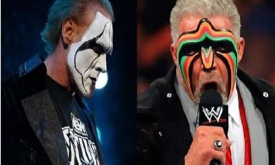 Sting Vs Ultimate Warrior