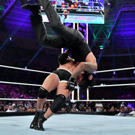 Goldberg-Undertaker