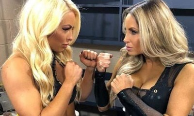 Mandy rose Vs Trish Stratus
