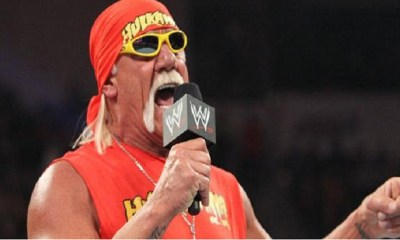 WWE Diva 'Not happy' With Hulk Hogan