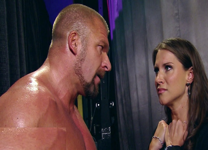 triple h and wife