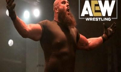Braun Strowman joins AEW