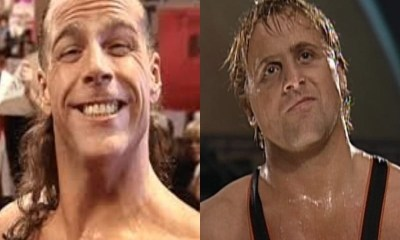 shawn michaels and owen hart