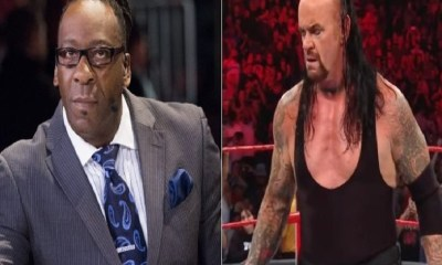 Booker T and The Undertaker