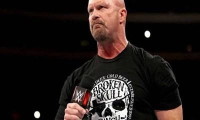 Steve Austin returns to WWE