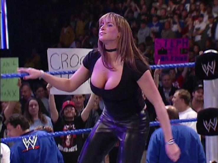 stephanie mcmahons boobs 2