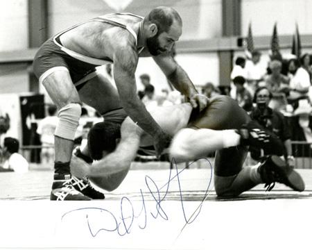 RIP Dave Schultz Wrestling Club