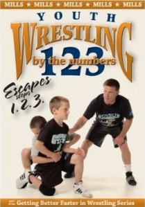 Dave Mills Mills Youth Wrestling By The Numbers-Escapes