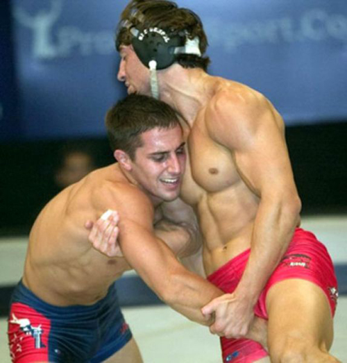 Plan Would Have Greco-Roman Wrestlers Shirtless In Olympics