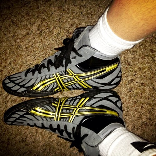 Dan gable ultimate se 108 of 505 #dangable #ultimate #asics...