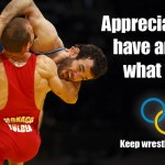 Keep Olympic Wrestling