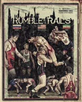 Rumble Rails