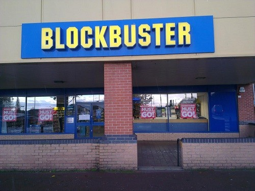 Blockbuster Wrexham Closing For Good This Weekend ...
