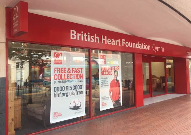 British Heart Foundation Sofa Collection Dfs