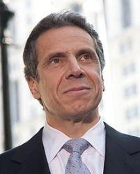 NY Governor Andrew Cuomo