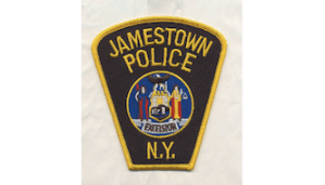 Jamestown Man Charged Following Vehicle Pursuit