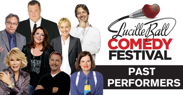 Lucy Comedy Fest