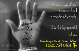 County Department of Mental Hygiene Stresses Importance of Suicide Awareness and Prevention
