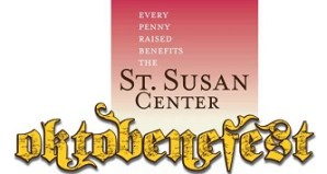 Oktobenefest for St. Susan Center Scheduled for Sunday at Southern Tier Brewing Co.