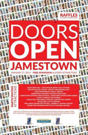 doors open 2015