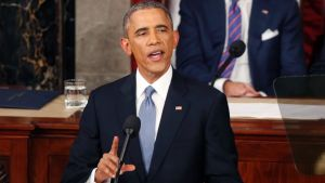 President Obama Strikes a Confident, Defiant Tone in 2015 State of the Union