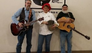 St. Susan Center Presents 'Soup and a Song' Saturday, Featuring Steel Rails