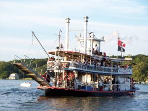 The Chautauqua Belle (courtesy of www.facebook.com/ChautauquaBelle)