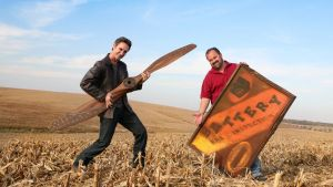Americans Pickers TV Show to Film in Chautauqua County