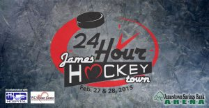 James(Hockey)town Marathon to Benefit WCA Begins Tonight at Jamestown Savings Bank Arena
