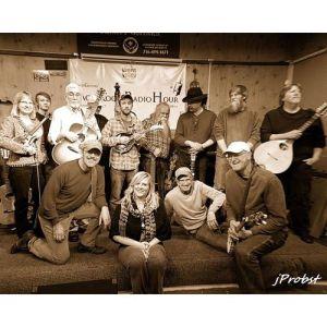 [LISTEN] Back Room Radio Hour Ep 6 – Bluegrass Gospel and Sue Tillotson & Jim Cunningham