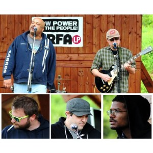 [LISTEN] Arts on Fire – 2015 WRFA Great American Picnic: The Audience featuring Jonny J