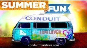 [LISTEN] Conduit Ministries Invites Public to 'I Am Loved' Event Friday at Lillian Dickson Park